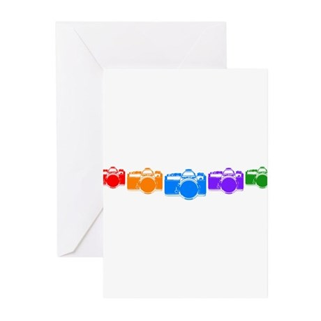 SLcoloRs Greeting Cards (Pk of 10)