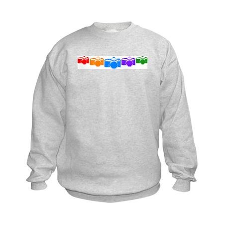 SLcoloRs Kids Sweatshirt