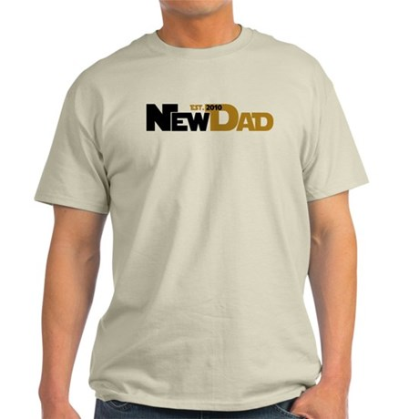 Cool New Dad 2010 Light T-Shirt