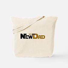 Cool New Dad 2010 Tote Bag