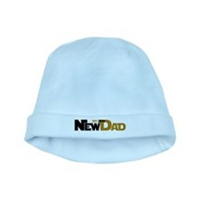 Cool New Dad 2010 baby hat