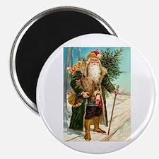 "Victorian St. Nicholas 2.25"" Magnet (10 pack)"