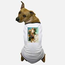 Victorian St. Nicholas Dog T-Shirt