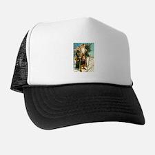 Victorian St. Nicholas Trucker Hat