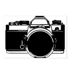 SLR Camera Postcards (Package of 8)