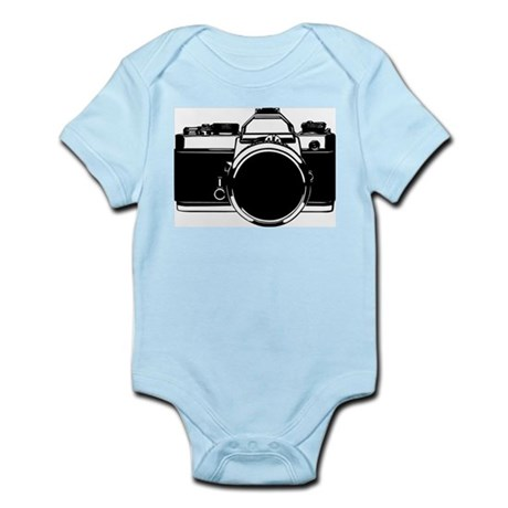 SLR Camera Infant Bodysuit