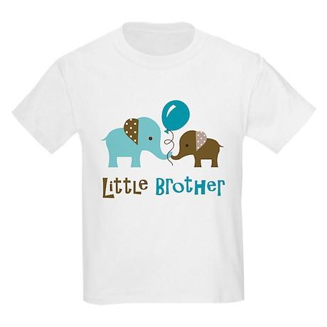 Little Brother - Mod Elephant Kids Light T-Shirt