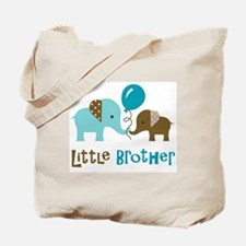 Little Brother - Mod Elephant Tote Bag