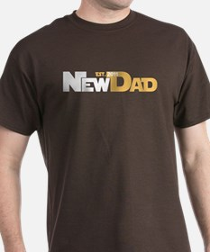 Cool New Dad 2011 T-Shirt