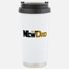 Cool New Dad 2011 Travel Mug