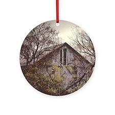 Hidden Beauty Ornament (Round)