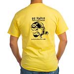 UC Radio Pirate Shirt Yellow