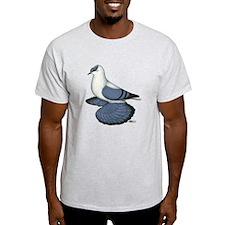 Swallow Pigeon Blue T-Shirt