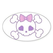 Girlie Goth Decal