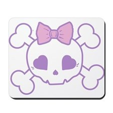 Girlie Goth Mousepad