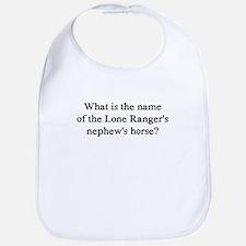 Lone Ranger Bib