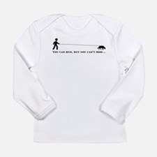 Cute Search Long Sleeve Infant T-Shirt