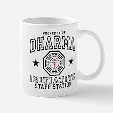 Dharma Staff Station Mug