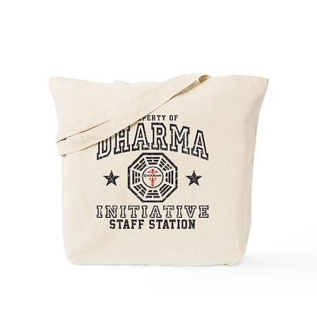 Dharma Staff Station Tote Bag