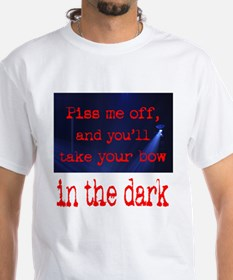 theater-lights-dark-bowBLK T-Shirt