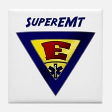 SuperEMT Tile Coaster