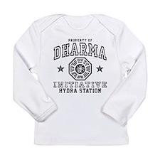 Dharma Hydra Station Long Sleeve Infant T-Shirt