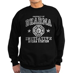 Dharma Hydra Station Sweatshirt (dark)
