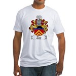 Tasso Family Crest Fitted T-Shirt