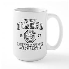 Dharma Arrow Station Mug