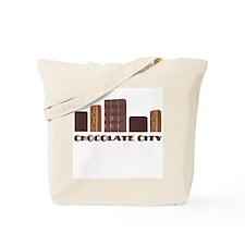 Chocolate City Tote Bag