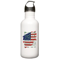 Angel Scrapbooker Thermos®  Bottle (12oz)
