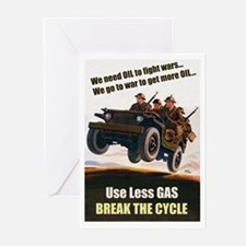 Break The Cycle Greeting Cards (10 Pk)