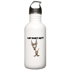 Chihuahua Lap Dog Water Bottle