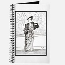 Lina c. 1914 Journal