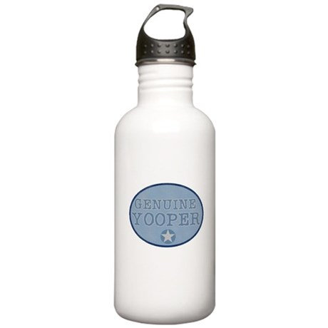 Genuine Yooper Stainless Water Bottle 1.0L