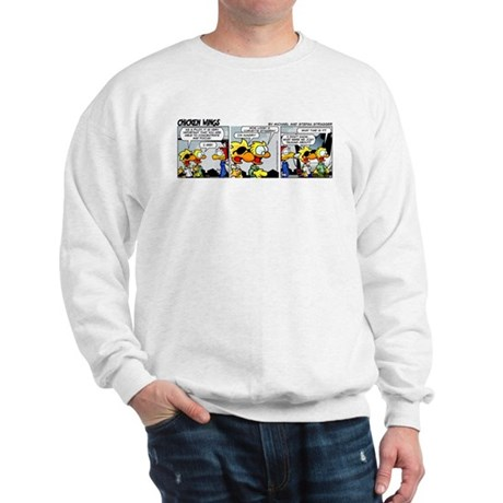 0213 - Concentrate and focus Sweatshirt