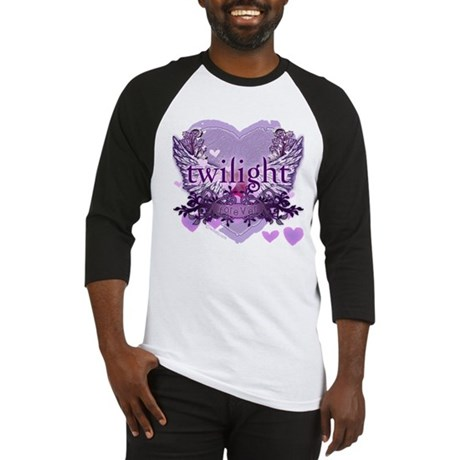 Twilight Forever by Twidaddy.com Baseball Jersey
