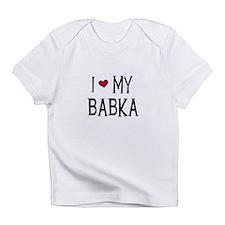 I Love My Babka Infant T-Shirt