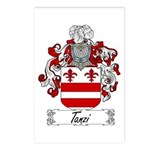 Tanzi Coat of Arms Postcards (Package of 8)