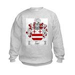 Tanzi Coat of Arms Kids Sweatshirt