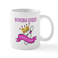 BOWLING QUEEN Mug