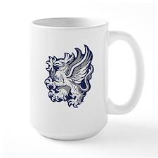 Grey Warden Griffin Mugs