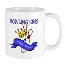 BOWLING KING Mug