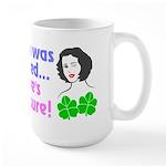 Eve's Pleasure Large 15oz Mug