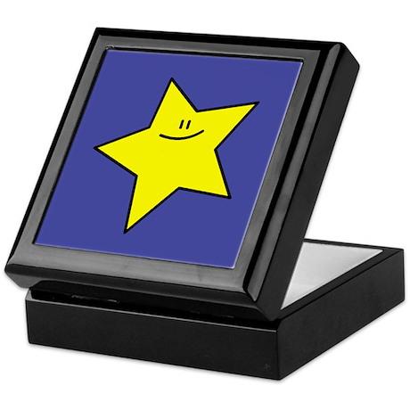 Merry Star Keepsake Box