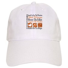 Multiple Sclerosis Tribute Baseball Cap