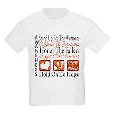 Multiple Sclerosis Tribute T-Shirt