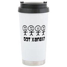 Got Xanax Travel Mug
