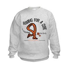 Multiple Sclerosis Run Cure Sweatshirt