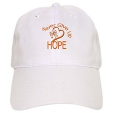 MultipleSclerosis NeverGiveUp Baseball Cap
